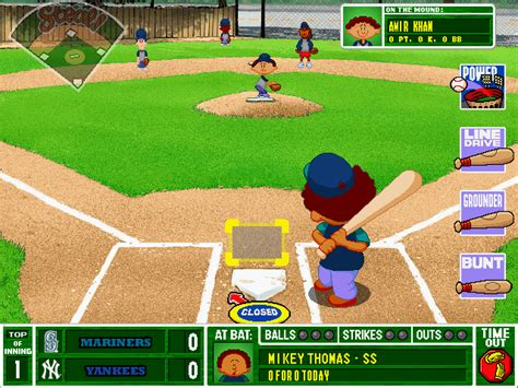 Download Backyard Baseball 2001 (windows)  My Abandonware
