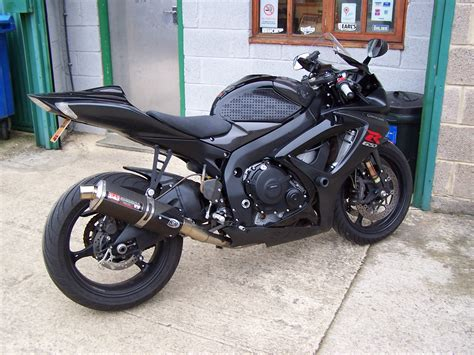 The Owner Of This Suzuki Gsxr750 Rode All The Way From