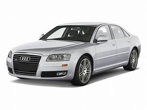 Audi A8 2010 : 2010 audi a8 4 door sedan angular front exterior view ~ Medecine-chirurgie-esthetiques.com Avis de Voitures