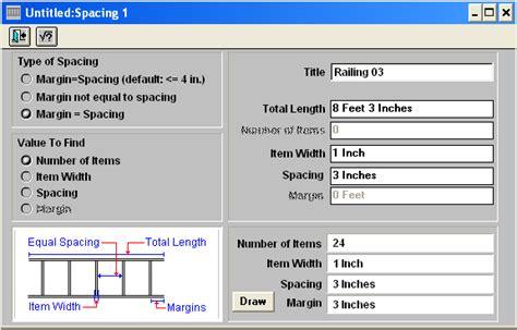 Deck Baluster Spacing Formula by Anybody Got A Baluster Caculator Remodeling