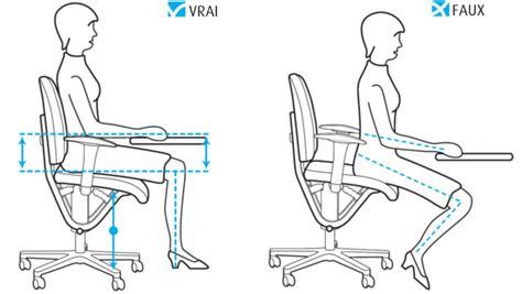 chaise de bureau ergonomique dos moizi ergonomie l 39 assise idéale