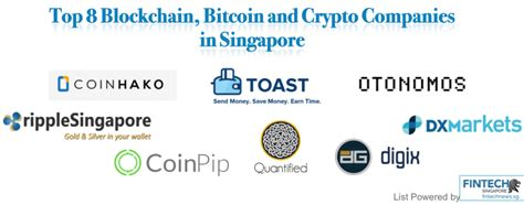 companies that use bitcoin top 8 blockchain bitcoin and crypto companies in
