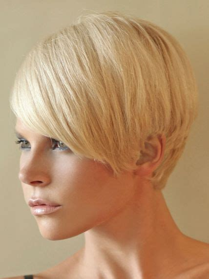 Kurzhaarfrisuren Blond 2012  Angel Blog