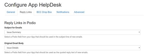 podio help desk setting up a helpdesk using podio and globimail
