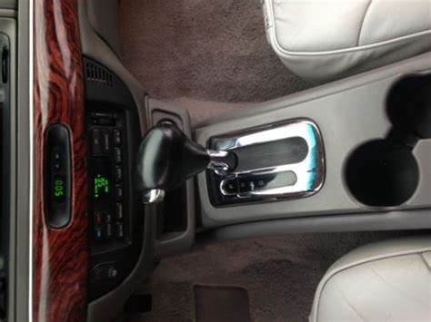 Find used 2001 Mercury Grand Marquis LSE CONSOLE FLOOR ...