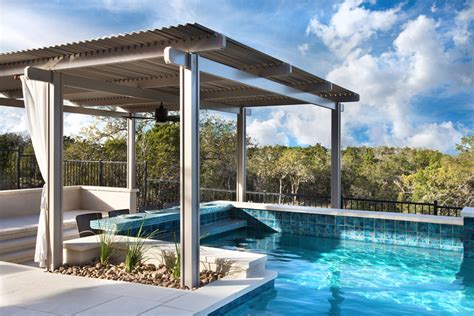 pool with pergola pool shade ideas 7 ways to cover your swimming pool