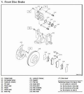 Subaru Forester 1998 1999 2000 2001 2002 Repair Service Manual   Wiring Diagram