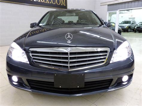 Request a dealer quote or view used cars at msn autos. 2011 Used Mercedes-Benz C-Class 4dr Sedan C300 Sport 4MATIC at Luxury AutoMax Serving ...