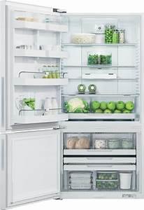 Fisher  U0026 Paykel Rf170blpw6 31 Inch Bottom Freezer Counter