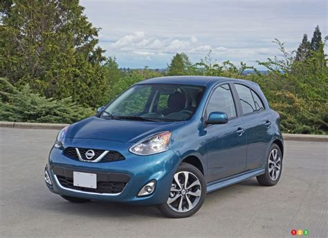 2016 Nissan Micra Sr Doesn't Cease To Amaze  Car Reviews