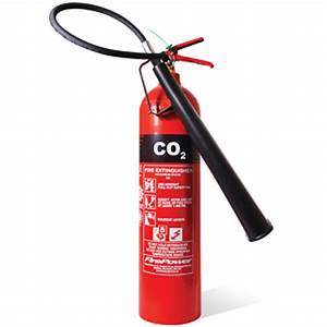 Carbon Dioxide Fire Extinguishers PJC Plant Services Limited