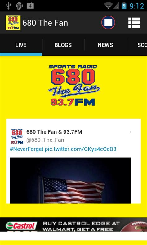 680 The Fan Android Apps On Google Play