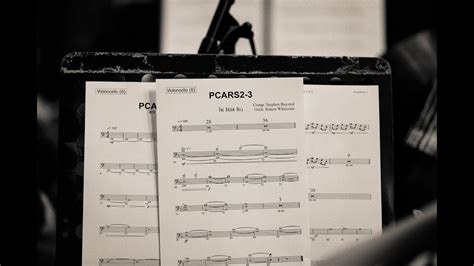 Watch A Behind-the-scenes Of Stephen Baysted's Score For