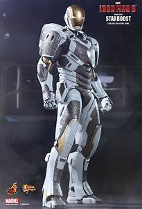 Iron Man Mark XXXIX Starboost Action Figure From Hot