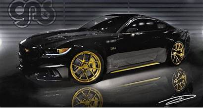 Ford Sema Mustang Concepts Rolls Into