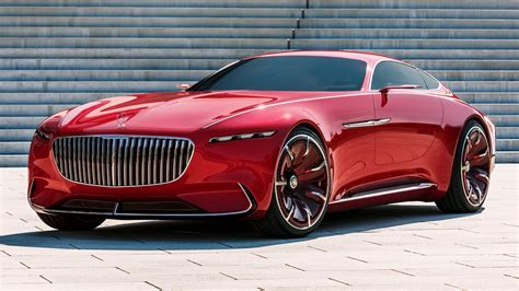 vision mercedes maybach   wallpapers  hd images