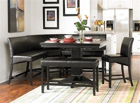 corner kitchen table ideas