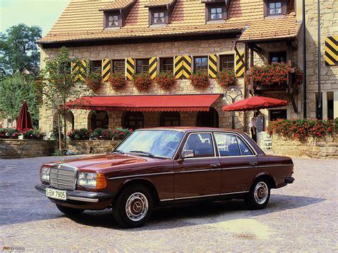 Mercedes-Benz E-Klasse (W123) 1976–85 wallpapers (1600x1200)
