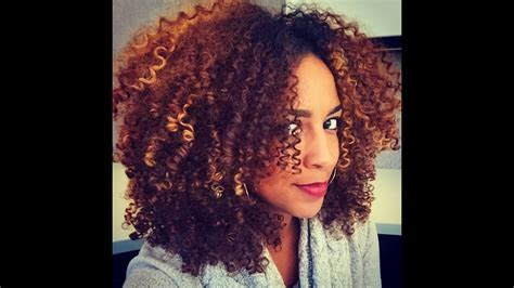 Color Treated Natural Hair Maintaining Your Color Youtube
