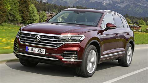 Volkswagen Touareg : Volkswagen Touareg Review
