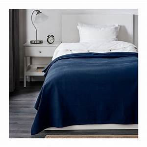 Couvre Lit Bleu : indira couvre lit 150x250 cm ikea ~ Teatrodelosmanantiales.com Idées de Décoration