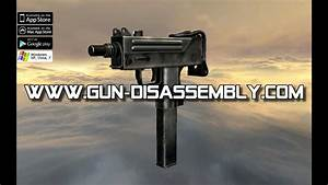 Mac 10 Full Auto  Full Disassembly And Operation