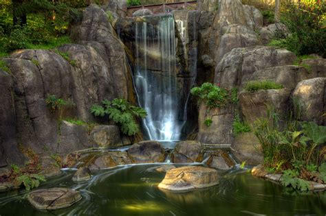 san francisco waterfall  waterfall  golden gate park