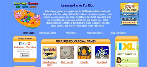 Download Types Of Language Learning Games