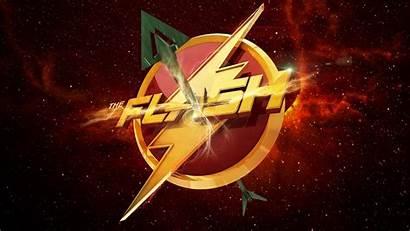 Flash Arrow Wallpapers Desktop Wallpapersafari