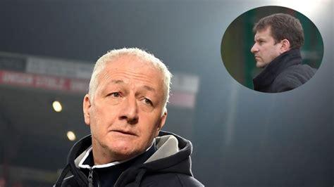 """""""wie Oft Darf Unioncoach Hofschneider Noch Verlieren"""