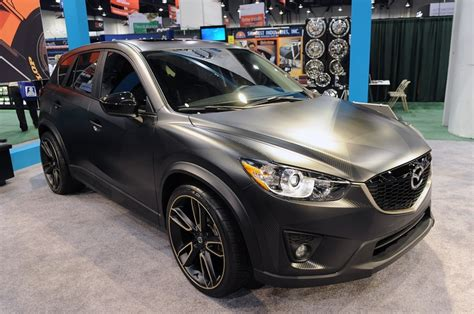mazda suv cool suv my momma bought only different color i like this