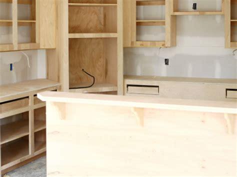 fabriquer un bar de cuisine une cuisine ouverte sur le séjour de 10 m leroy merlin