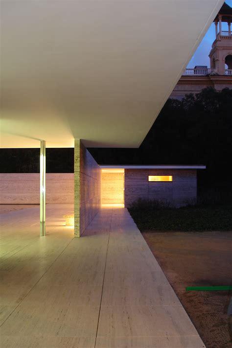gallery  ad classics barcelona pavilion mies van der