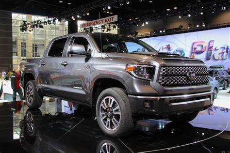 2018 Toyota Tundra Release Date, Price, Interior Redesign