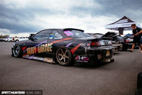 Gravy Garage by Getting My At The Qr Drift Matsuri Speedhunters