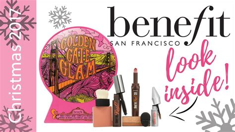 Golden State Glam by Benefit 2017 Golden Gate Glam What S Inside