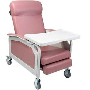 winco 5251 5261 convalescent 3 position reclining