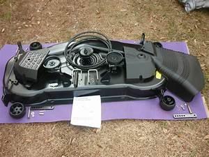 Craftsman 54 U0026quot  Mower Deck   196101 New Oem  U0026 Fits Poulan