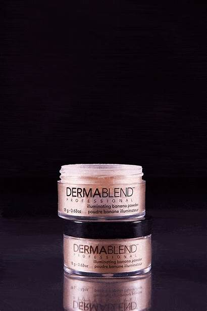 Powder Banana Dermablend Illuminating Flawless Confirm Tried