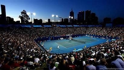 Tennis Open Australian Wallpapers Stadium Background Desktop