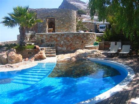 Really Cool Backyards by Home And Garden Artificial Rocks Around Swimming Pool