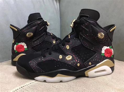 Air Jordan 6 Cny Chinese New Year Release Date Sneakerfiles