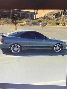 1994 Acura Integra Hatchback Grey Fwd Manual Rs For Sale