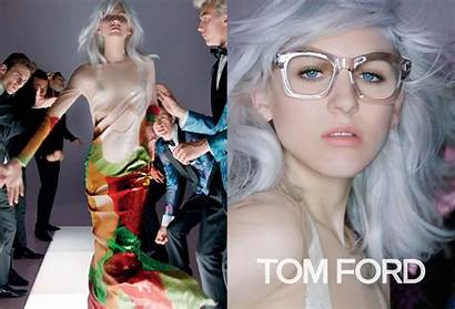 Tom Ford Campaign Spring Ad Lucky Mica