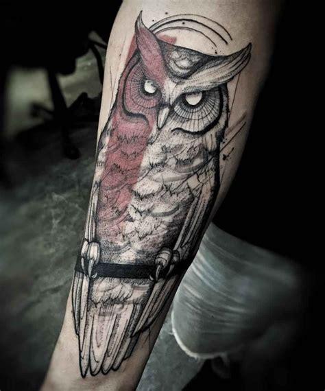cool owl tattoos  tattoo ideas gallery
