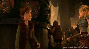 Hiccup and Astrid by JakeCBiebs on DeviantArt