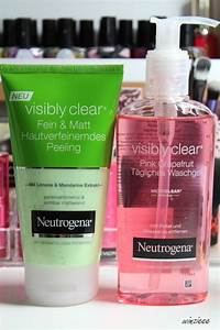 Neutrogena Visibly Clear Waschgel : review neutrogena verlosung ~ Avissmed.com Haus und Dekorationen