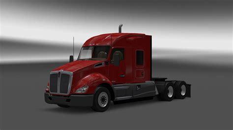 kenworth   ets  truck euro truck simulator