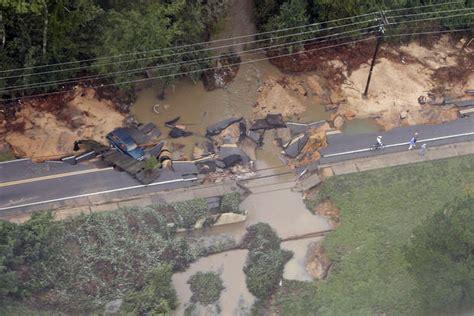 flooding  south carolina thousand year flooding