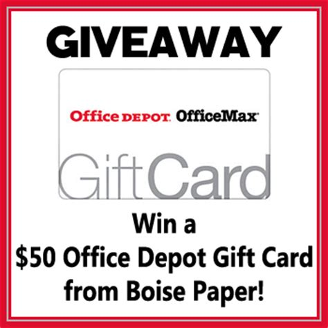 gc bureau back to deal on boise paper 50 office depot gc
